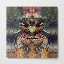 Nergal Metal Print