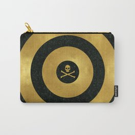 Gold Leaf Target Carry-All Pouch