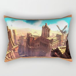 Yuggoth Rectangular Pillow