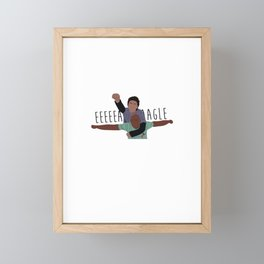 fake doctors real friends Framed Mini Art Print