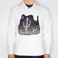 arizona Hoodies featuring Arizona by WEAREYAWN