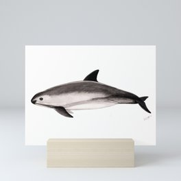 Vaquita Mini Art Print