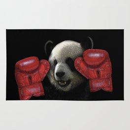 funny panda rugs society6