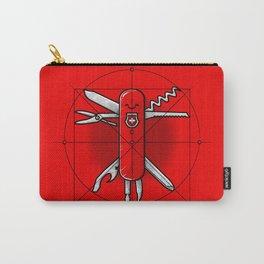 Vitruvian Swiss Knife Carry-All Pouch