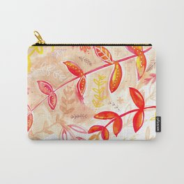 Fire Vines Carry-All Pouch