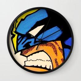 Klassix Wolverine Wall Clock