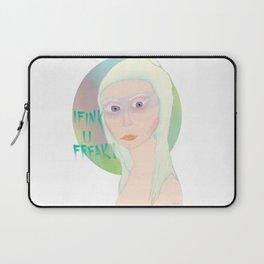 anri Du Toit ( I FINK U) Laptop Sleeve