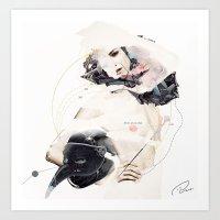 The New Generation / 2 Art Print