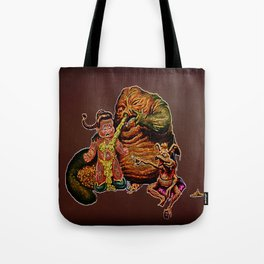 Jabba The Snot Tote Bag