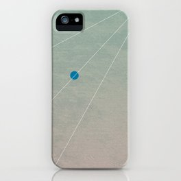 you can't connect the dots looking forward iPhone Case