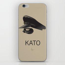 KATO iPhone Skin