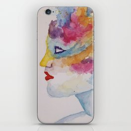 To Be My Own  iPhone Skin