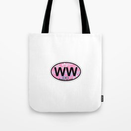 Wildwood - New Jersey. Tote Bag