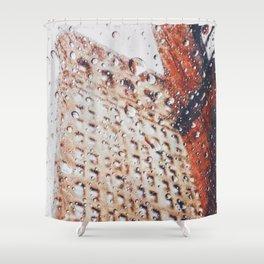 New York City Rain Shower Curtain
