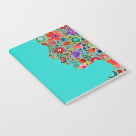 dream on, little flower Notebook