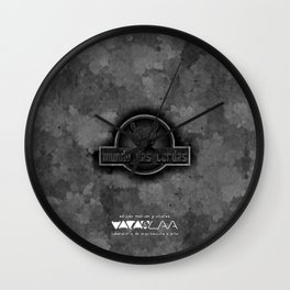 "Vaca - MP: ""Mundo das Cordas"" Wall Clock"
