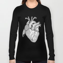 Study of the Heart Long Sleeve T-shirt