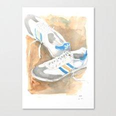 Samba Canvas Print