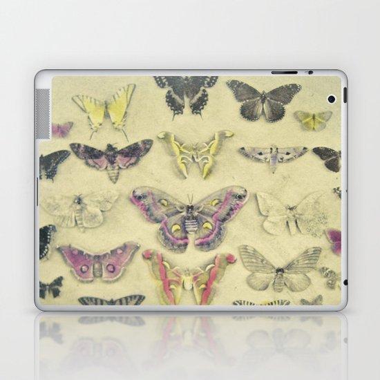 Butterflies and Moths Laptop & iPad Skin