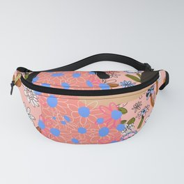 Free As A Bird Fanny Pack