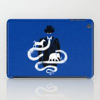 political iPad Cases featuring Political tie by barmalisiRTB