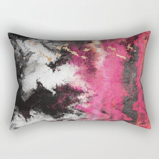 Pink Fusion  Rectangular Pillow