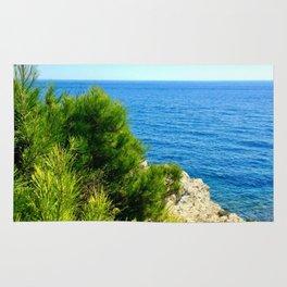 Cap Ferrat Seaside Rug