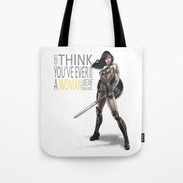 mujer maravilla Tote Bag