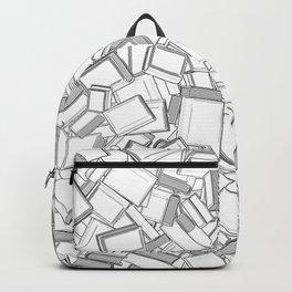 The Book Pile II Backpack