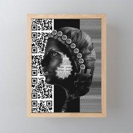 Multimedia Framed Mini Art Print