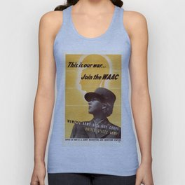 This Is Our War Unisex Tank Top