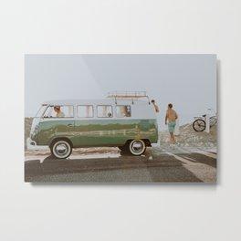 summer road trip iv Metal Print