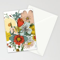 Flower Wad Stationery Cards
