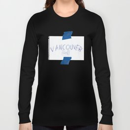 Vamcouver Long Sleeve T-shirt