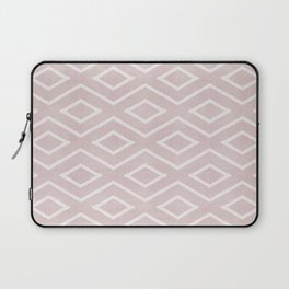 Stitch Diamond Tribal in Pink Laptop Sleeve