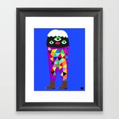 Lester Framed Art Print