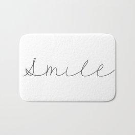 Smile Bath Mat