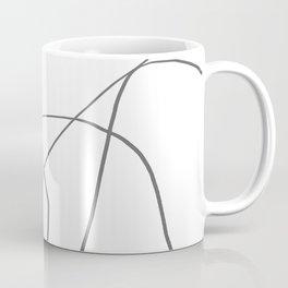 minimalistic thoughts Coffee Mug