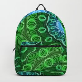 Cell Growth Mandala Backpack