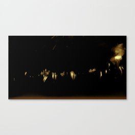 Lost in Some City No. 15 Canvas Print