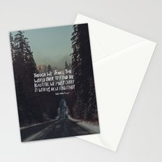 Road Trip Emerson Stationery Cards