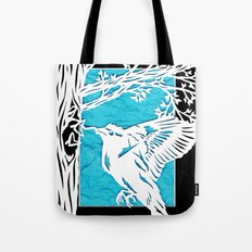 Goldfinch Mother Tote Bag