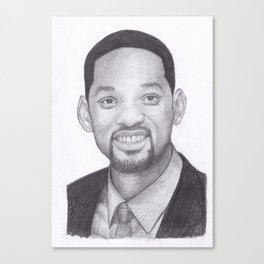 Will Smith - Fresh Prince Canvas Print