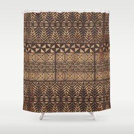 UrbanNesian Tongan Ngatu Shower Curtain