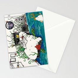 Books Coming to Life: The Little Mermaid Stationery Cards