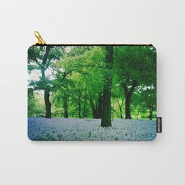 Violet Fields 2 Carry-All Pouch