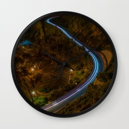 Cove Road Wall Clock