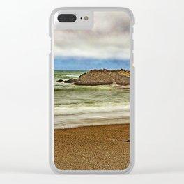 San Luis Obispo County Clear iPhone Case