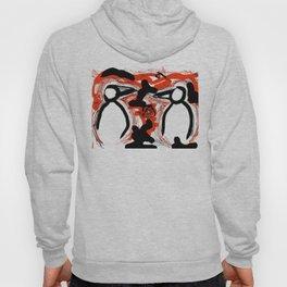 Metaphysical Penguin New York Hoody