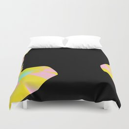 I'm the fury in your head Duvet Cover
